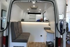 Der Premium Mobile Service Bus wird gebaut