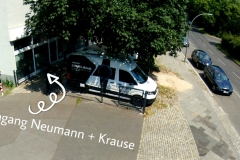 Eingang Neumann + Krause